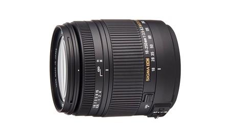 Sigma 18-250 mm, f/3.5-6.3 DC OS HSM Macro, Un verdadero todoterreno para tu Canon por 299 euros