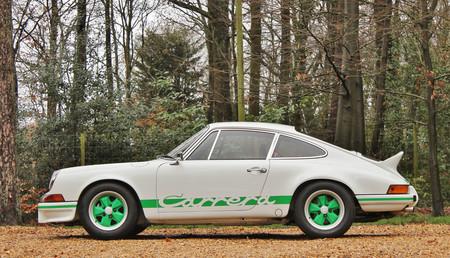 Porsche 911 Carrera RS 2.7 de 1973 a subasta