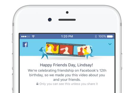 Facebook cumple 12 años y los celebra con el 'Día de los Amigos'