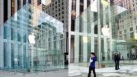 Apple consigue la patente del rediseño del cubo de cristal de su Apple Store en la Quinta Avenida de Nueva York