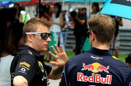 "Sebastian Vettel: ""Kimi Räikkönen sería un gran desafío para mí"""