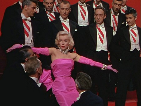 Gentlemen Prefer Blondes Movie Trailer Screenshot 34