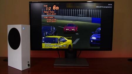 Juegos de PS1 a 4K a 60 fps: este youtuber lo logró con un Xbox Series S y un emulador