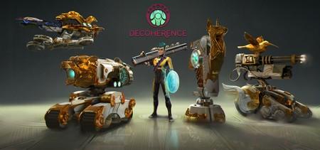 Decoherence: El primer videojuego 100% made in Colombia de Efecto Studios