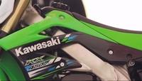 La Kawasaki KX450F continúa su ofensiva comercial