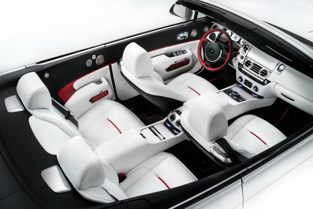 Rolls-Royce Dawn 'Inspired by Fashion'