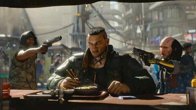 Estas eran las características del pedazo de ordenador que se utilizó para la demo de Cyberpunk 2077 en el E3 2018