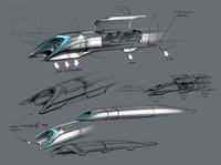 """Elon Musk revela  detalles de su revolucionario sistema de transporte """"Hyperloop"""""""