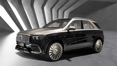 Hofele se lleva al Mercedes-Benz GLE a un nivel de lujo que ni Maybach se atreve a explorar