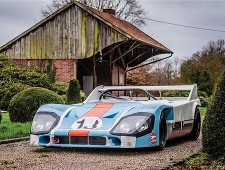 Porsche 917/10 Spyder: el único chasis 001 en manos de particulares se subasta por 5,5 millones de euros