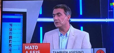 El mayor alegato en favor de las tildes: cómo convertir a un presentador en un sicario en un solo gesto