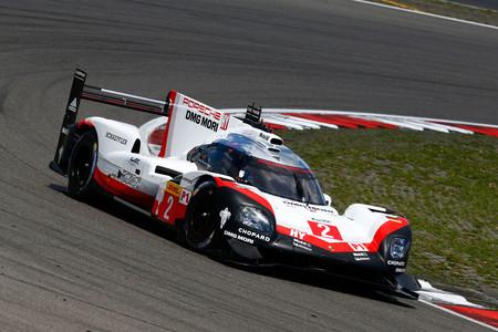 Porsche Le Mans Lmp1
