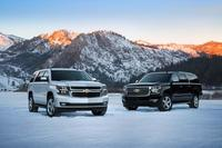 Llegan a México nuevas Chevrolet Tahoe y Suburban 2015
