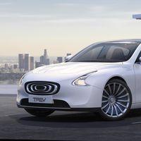 Los coches eléctricos de la marca china Thunder Power llegarán a Europa en 2021 y se fabricarán en Bélgica