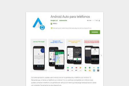 Android Auto para teléfonos dejará de funcionar a partir de Android 12