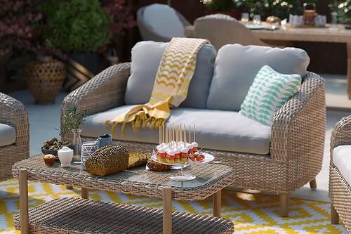 Ofertas en el outlet de Leroy Merlin para nuestra terraza y hogar: toldos, tumbonas o equipos de aire acondicionado a mejor precio