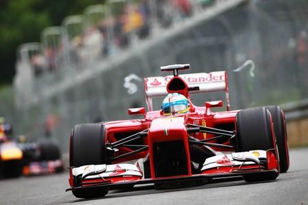 Alonso Canada F1 2013