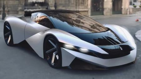 ¡Alto voltaje! Este hiperdeportivo eléctrico chino de 1.835 CV promete alcanzar los 420 km/h y destronar al Rimac Nevera