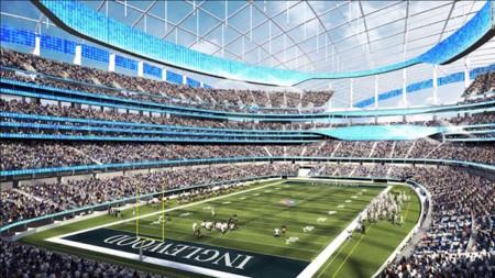 Nfl Rams Stadium 3