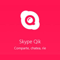 Microsoft pone caducidad a Skype Qik que será eliminada el 24 de marzo