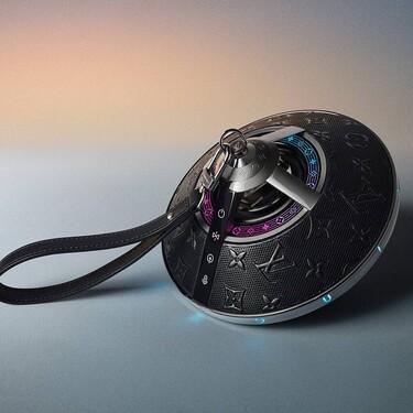 Horizon Light Up, el altavoz de Louis Vuitton que es como su bolso Toupie (es decir, una auténtica belleza)