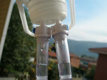 Ideas para construir en casa un sistema de riego por goteo