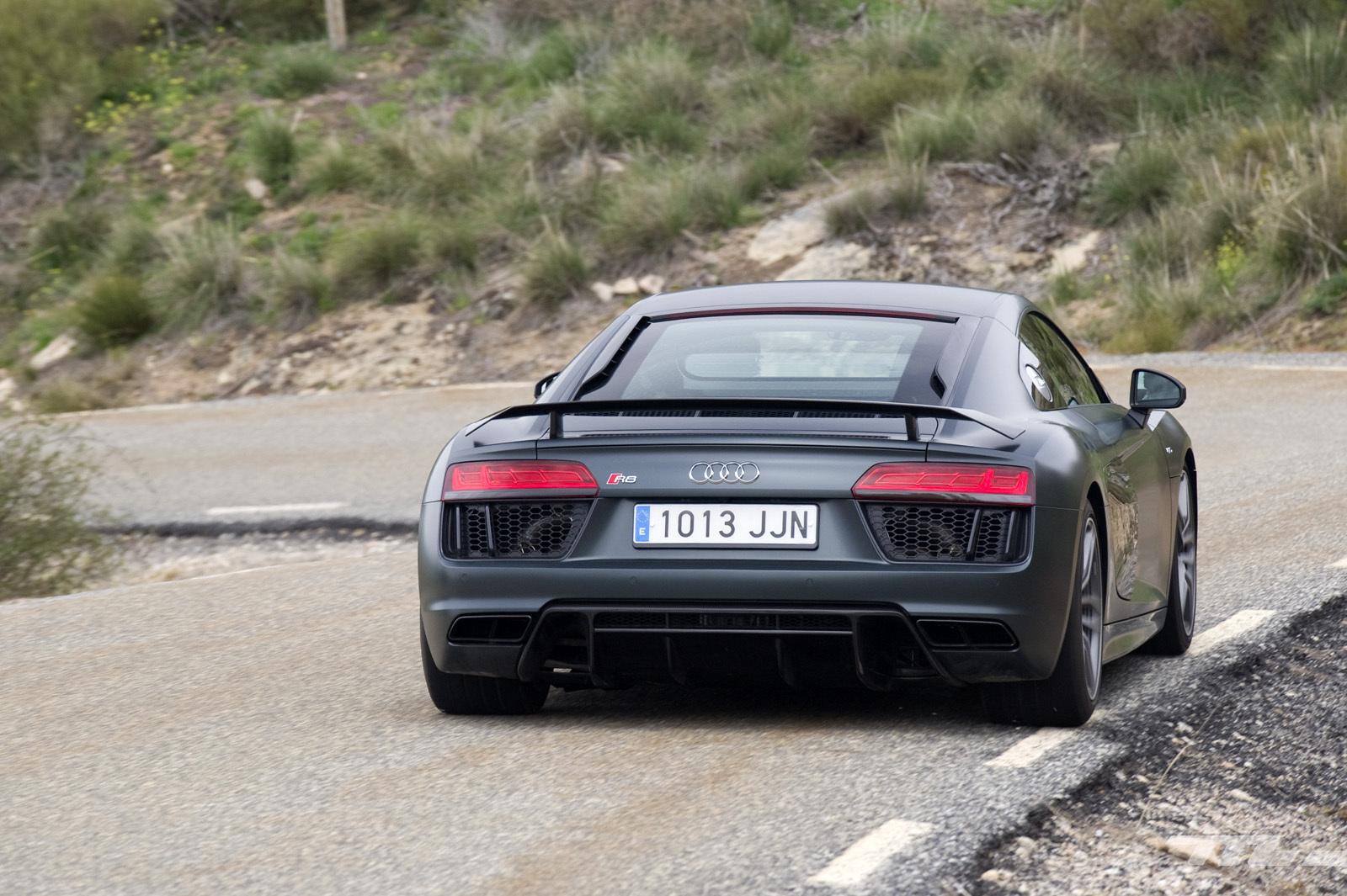 Foto de Audi R8 V10 Plus (prueba) (13/39)