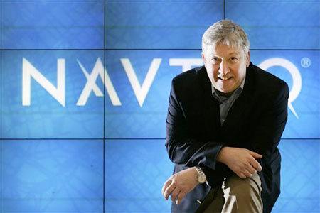 Nokia estaría a punto de comprar Navteq