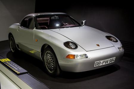 Porsche Museum Top Secret 984 1 2