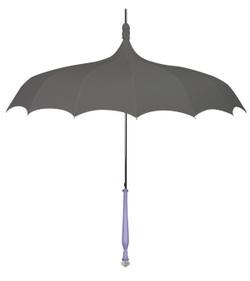 Paraguas pagoda