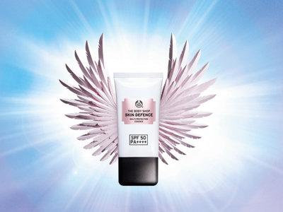 ¿Tu piel necesita un 'ángel guardián'?: The Body Shop se encarga de ello