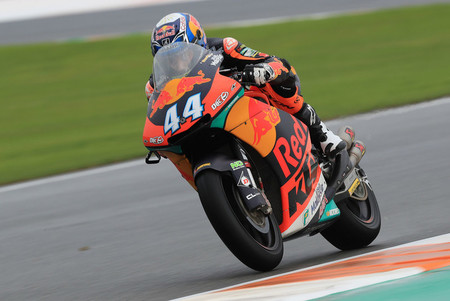 Miguel Oliveira Moto2 Valencia 2018