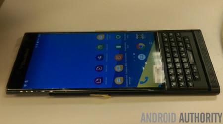 Nuevas imágenes filtradas del BlackBerry Venice