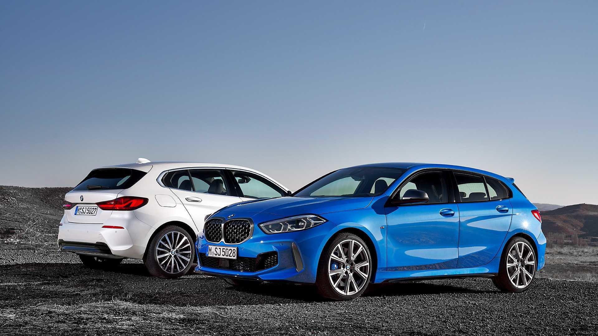 Foto de BMW Serie 1 2020 (17/66)