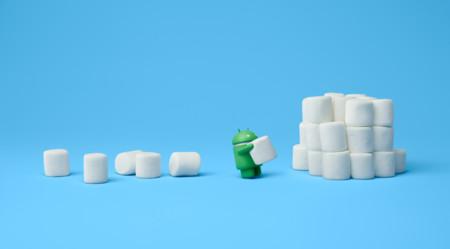 Marshmallow es la tercera versión más usada, ya en el 15% de los dispositivos