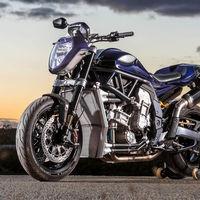 ¡Enorme! Con 334 CV y un motor 2.0 V8, esta moto australiana dice ser la más potente del mundo