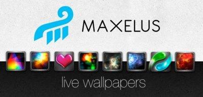 MAXELUS, fondos de escritorio animados que deberías probar en tu Android