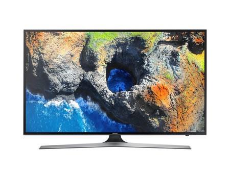 Smart TV de 43 pulgadas Samsung UE43MU6172U, con resolución 4K, por 349,99 euros y envío gratis