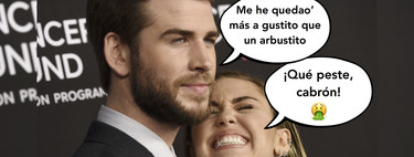 Miley Cyrus demoledora: confirma que a Liam Hemsworth también le huelen los pedos a cañería, como su ruptura