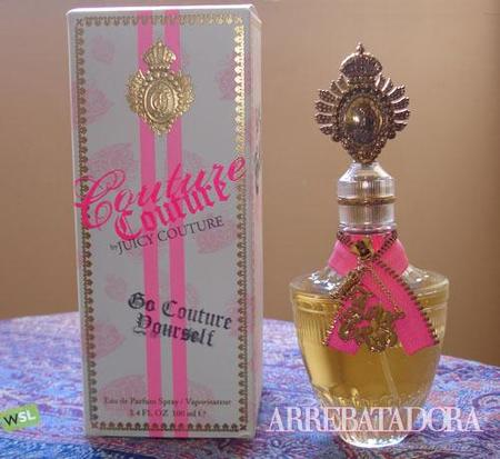Couture Couture, probamos la nueva y rebelde fragancia de Juicy Couture