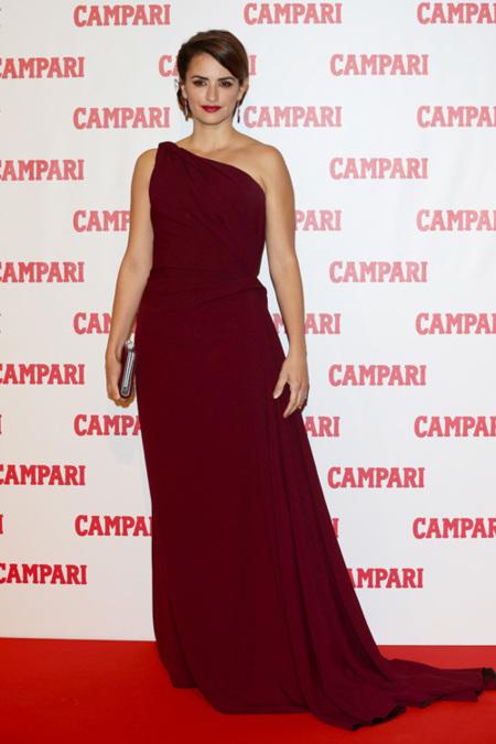 Penelope CRuz Calendario Campari 2013