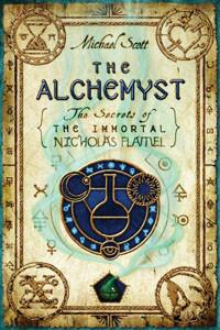 'The Immortal Nicholas Flamel', nueva saga fantástica que comienza con 'The Alchemyst'