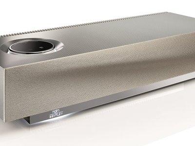 Los nuevos altavoces multiroom de Naim vienen con diseño Bentley