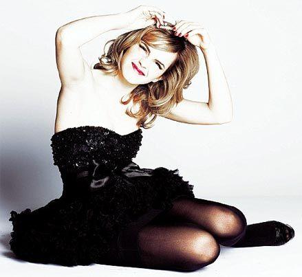 Foto de Emma Watson de fiesta para la revista Live (9/10)