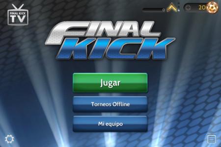 Final Kick iOS