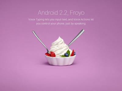 Android Froyo desaparece de la distribución de versiones mientras Nougat sigue sin despegar