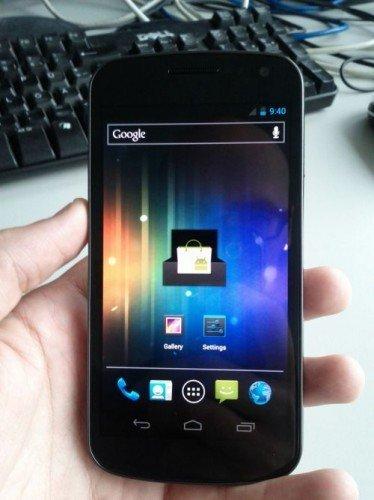 Nexus Prime: video del próximo smartphone de Google
