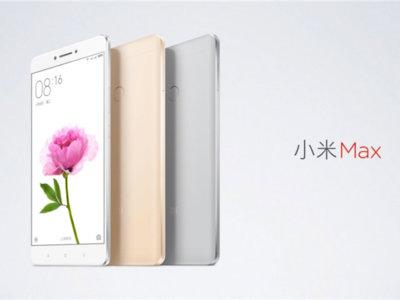 Xiaomi Max: la supervivencia del formato phablet recubierto de metal y sin apenas marcos