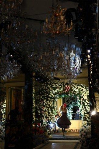 Lanvin HM, colección Alta Costura, hotel