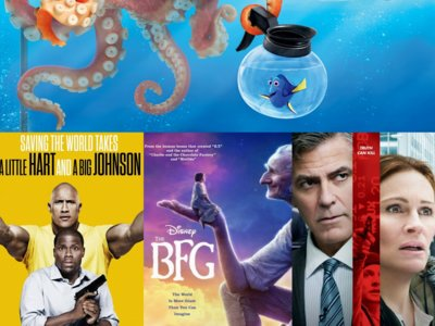 Taquilla española | Dory conserva el nº1, el gigante de Spielberg no interesa
